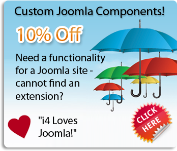 Custom Joomla Development SC