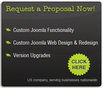 Joomla Web Design Miami